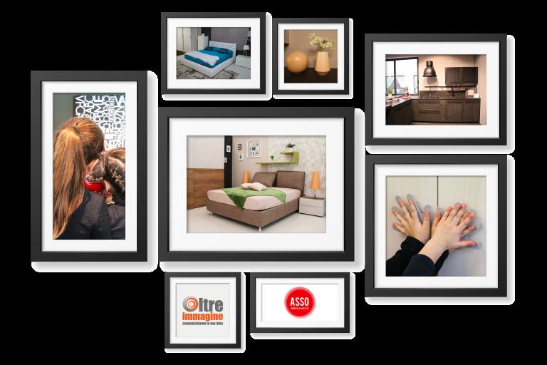 Asso Arredamenti - servizio foto, realizzazione stampe in forex e visual