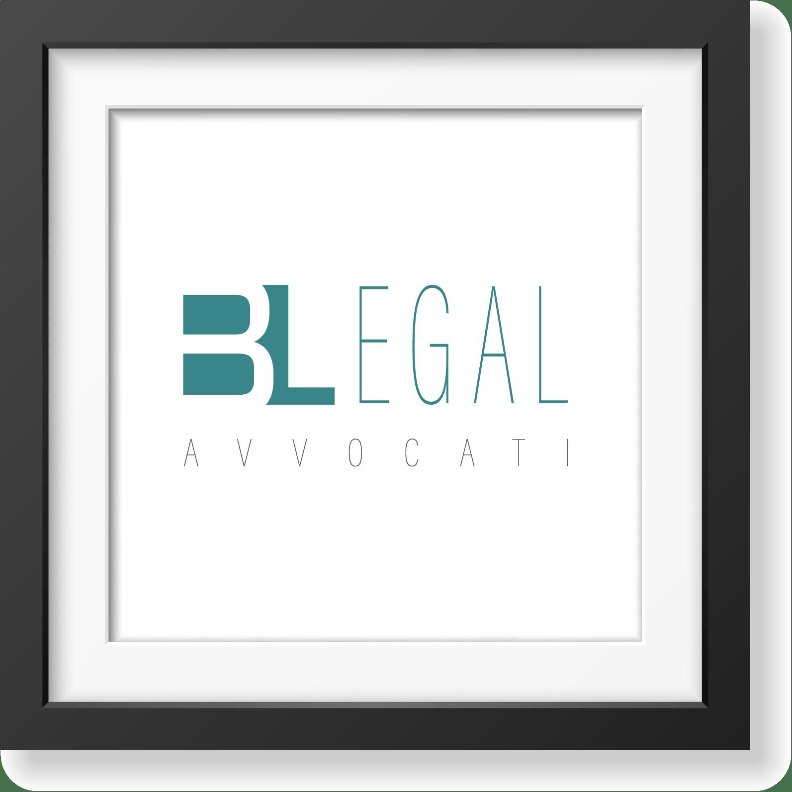Studio Legale BLegal - studio e realizzazione logo e immagine coordinata