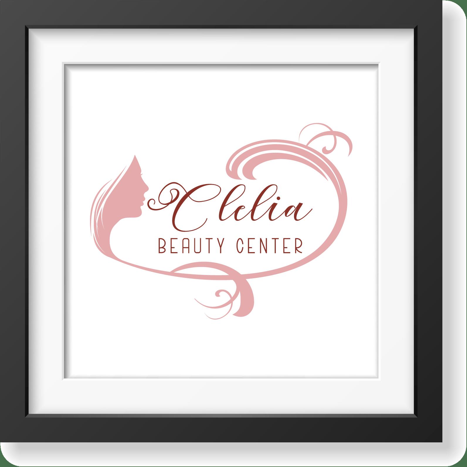 Clelia Beauty Center - studio e realizzazione logo