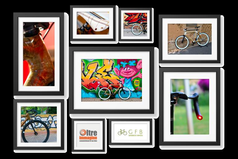 GFB Bamboo Bike - servizio foto e realizzazione book
