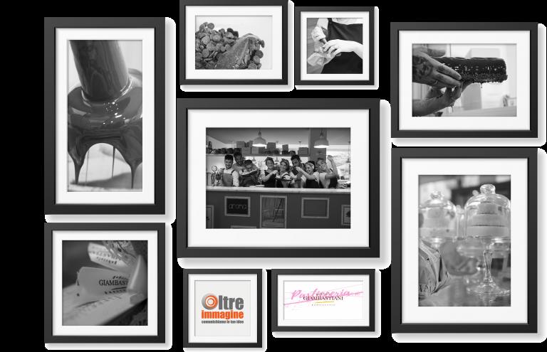 Pasticceria Giambastiani - servizio foto, realizzazione stampe in forex e visual