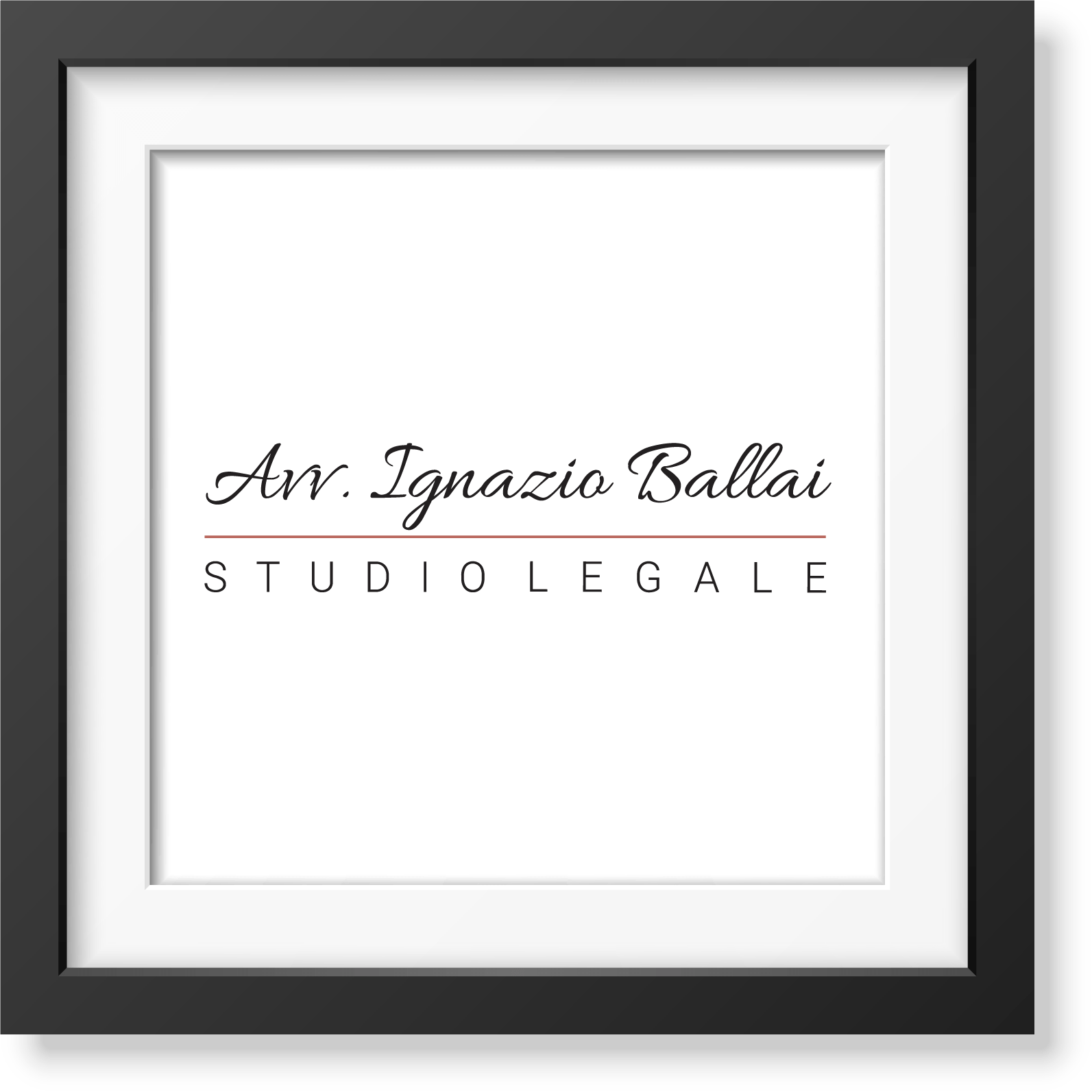 Studio Legale Ballai - studio e realizzazione logo