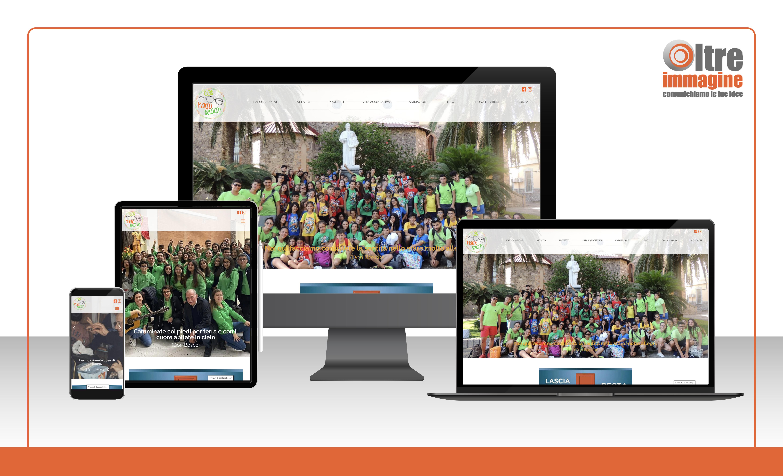 """Associazione """"Mario Serafin"""" CGS-APS - realizzazione sito web responsive"""